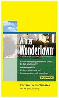 Barenbrug Winter Wonderlawn Overseeding Lawn Mix 10000 Sq. Ft. Bagged 25 Lb.