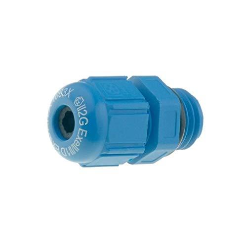 54115400 Cable gland M12 IP68 Mat: polyamide blue Conform to: ATEX Ex LAPP KABEL