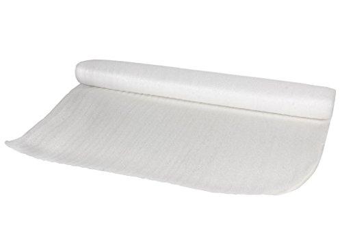 Espuma FOAM Polietileno Blanco Medida:0,75 x 5 m Galga:2 mm