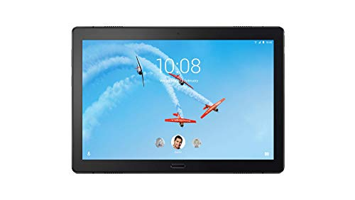 Lenovo Tab P10 25,5 cm (10,1 Zoll Full HD IPS Touch) Tablet-PC (Qualcomm Snapdragon 450 Octa-Core, 4GB RAM, 64GB eMCP, LTE, Android 8.1) schwarz
