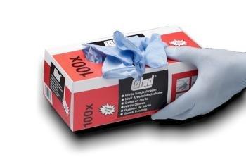 Colad–100Einweg Nitril-Handschuhe (Größe: M)