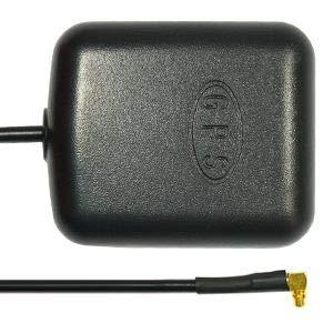 subtel Antena Exterior GPS (MCX) para Tomtom Go/One (Conector de ángulo 90 Grados)