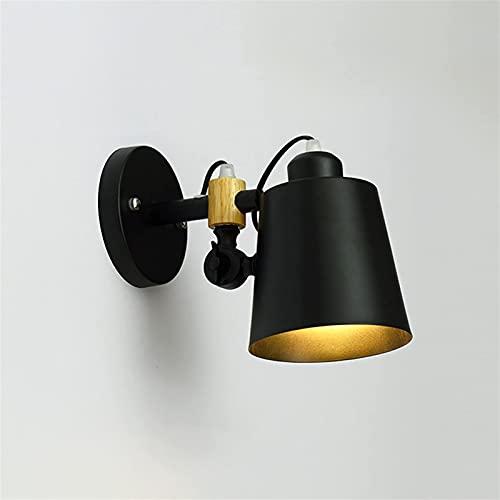KTDT Lámpara de Pared con Brazo articulado Ajustable  Aplique de Pared de Metal Iluminación Moderna para Montaje en Pared Lámpara de Lectura para Dormitorio Junto a la Cama Galerías Interiores P