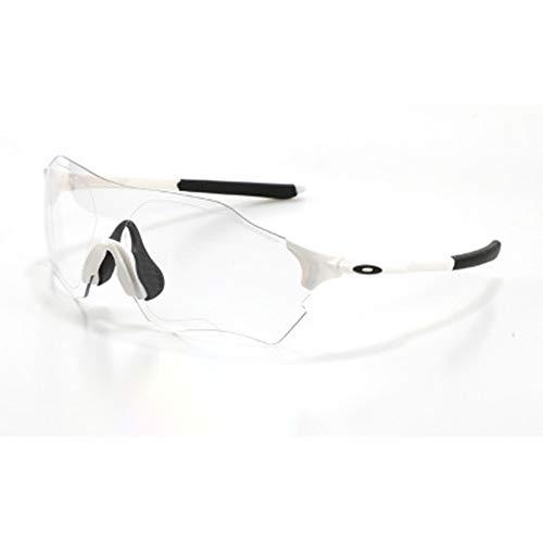 ZDAMN Gafas de Ciclismo Deportes al Aire Libre Pesca Gafas de Sol de conducción de Bicicletas Bike Riding Gafas de Ciclismo Unisex (Color : White, Size : One Size)