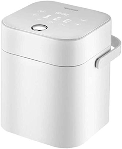 Mini Rice Cooker Steamer, maintien au chaud, avec 1.2L amovible antiadhésives Pot et vapeur, Convient pour 1-2 personnes - Pour cuisine soupe, riz, ragoûts 2020
