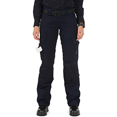5.11 Tactical Women's Taclite Lightweight EMS Pants, Adjustable Waistband, Teflon Finish, Style...