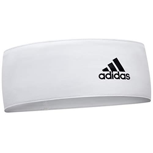 Adidas Head Band - White