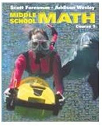Middle School Math: Course 1