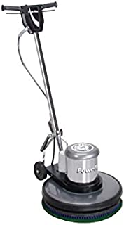 Powr-Flite C202 Classic Metal Dual Speed Floor Machine, 1.5 hp, 175/320 RPM, 20""