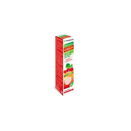 Arkopharma Arkovital Acerola 1000 Vitamina C, 20 Comp Efervescente