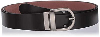 NYDJ Women's Pressure Lock, Plus Size Casual Leather Belt, Brown, 2X