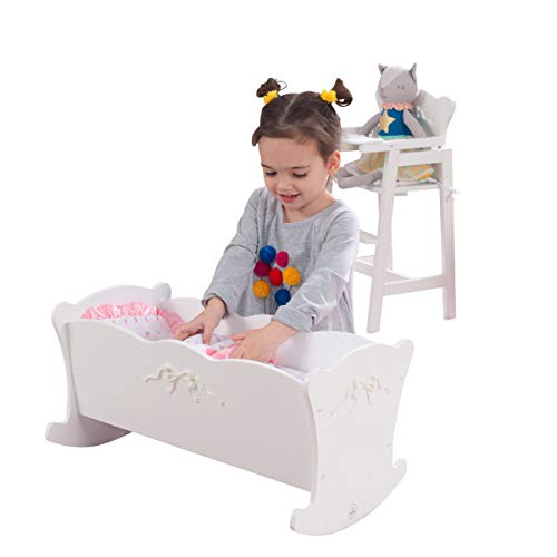 KidKraft Tiffany Bow Lil Doll Cradle  $13 at Amazon