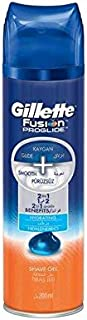 Gillette Fusion Proglide Hydrating Shaving Gel, 200ml