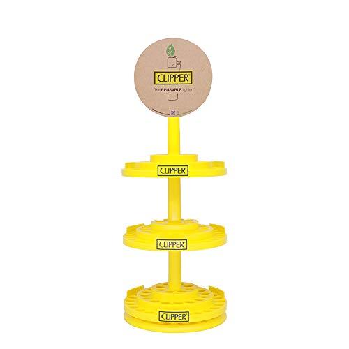 Clipper - Supporto rotante per collezione di accendini