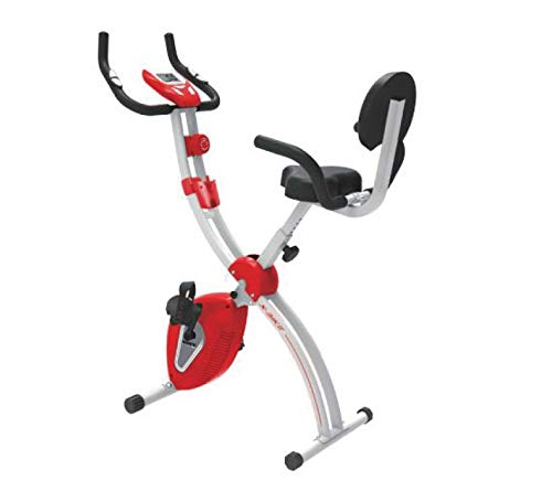Cardio Max JSB Magnetic Upright Fitness X-Bike Exercise Cycle (HF148)