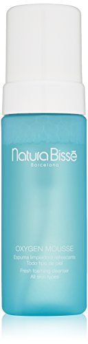 Natura Bissé Oxygen Mousse Espuma Limpiadora Refrescante (Todo Tipo De Piel) - 150 ml.
