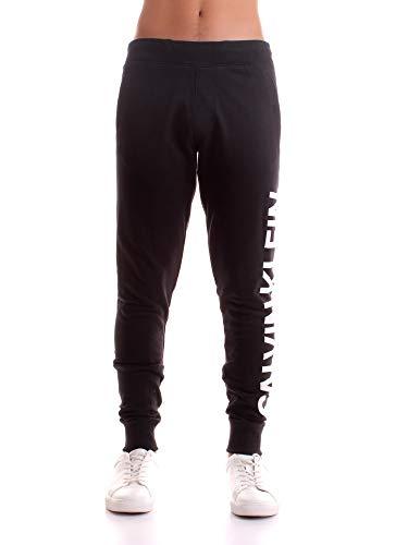 Calvin Klein Puff Print HWK Pant Pantalones, Black, XL para Hombre