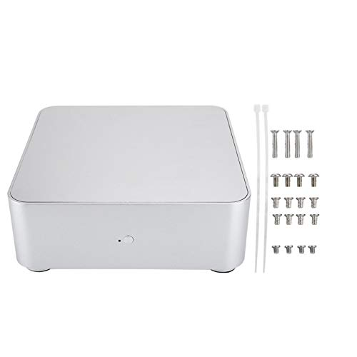 Mini ITX Case, ITX Case, Beautiful Frosting Treatment, for Heat Dissipation The ITX Motherboard