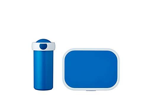 Rosti Mepal set à déjeuner Campus (gobelet + boîte à déjeuner) - Bleu