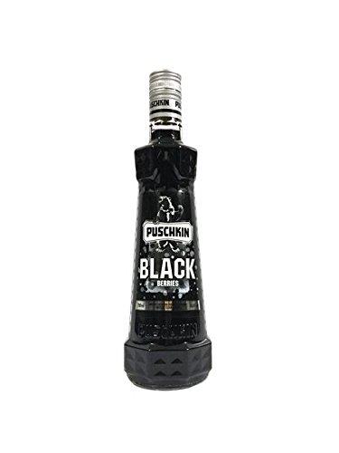 Puschkin Black Berries 16,6% 1,0 l Flasche