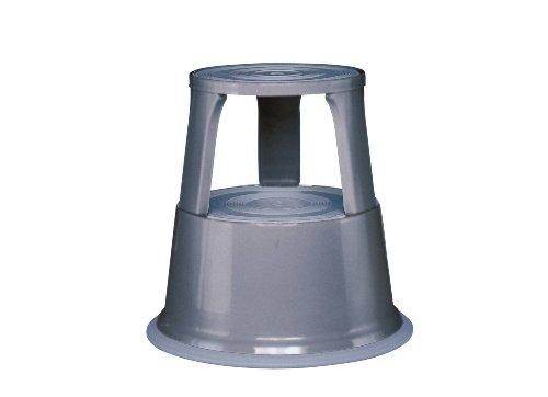 Safetool 5000.1 g Trittleiter, 42 cm, Durchmesser: 41,7 cm, Grau/Anthrazit