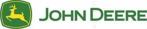 30cm! Aufkleber-Folie Wetterfest Made IN Germany kompatibel für: John-Deere Schrift AE83-UV&Waschanlagenfest-Auto-Sticker Decal Profi Qualität farbig Digital-Schnitt!