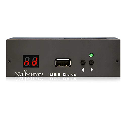 Check Out This Nalbantov USB Floppy Disk Drive Emulator N-Drive 100 for Dynacord ADD-Drive (ADD One ...