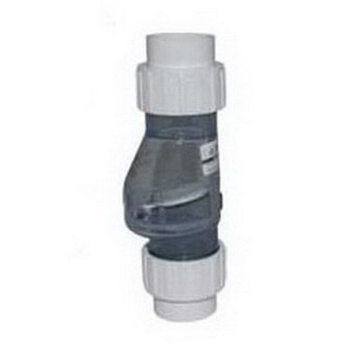 Zoeller 30-0043 50 psi PVC 2-Port Check Valve