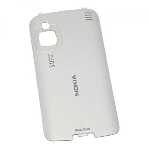 Nokia C6 00 C6-00 contenitore per batteria per copertura posteriore copertina