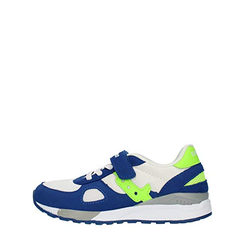 CANGURO C60215 Baskets Garçon› Blanc et Bleu 33