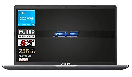 Asus Vivobook SLIM, SSD M.2 da 256GB, Cpu Intel i3 di...