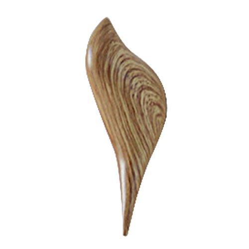 Diseño de pájaros 3d forma de pared ganchos resina decoración grano ganchos Perchero de pared de dormitorio puerta