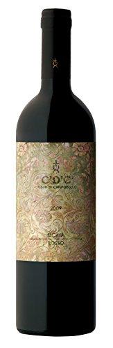 Rosso C`D`C`Sicilia IGP tr. 2018 Cristo di Campobello, trockener Rotwein aus Sizilien