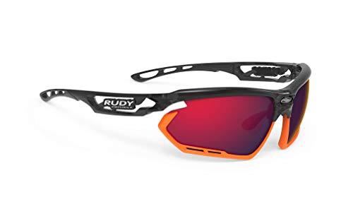 Rudy Project Fotonyk Gafas Ciclismo Rojo//Negro 2018