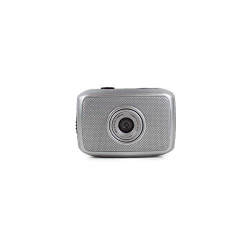 PRIXTON DV600 - Camara Deportiva Sports CAM con Accesorios Funda Sumergible Pantalla táctil 2' Resolución HD (1280 * 720) 30fps e imágenes hasta 1.3 MPx Sensor CMOS (Reacondicionado)