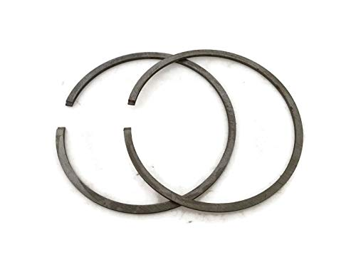 Piston Ring Set for STIHL 1128 034 3000 044 MS440 MS 440 MS441 TS410 TS420 Husqvarna 371 K 371K 372 EPA 503 28 9 036 Rings Kolbenring Engine