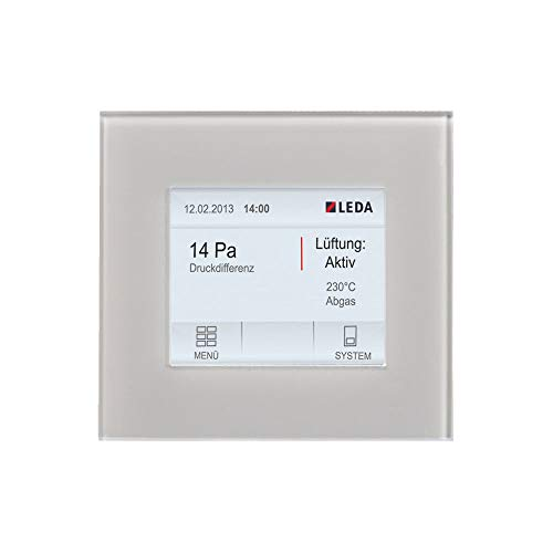 Leda LUC 2 Sicherheits Unterdruck Controller/Unterdruckwächter Hohlwand Komplettset 1003-01738