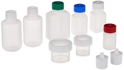 Nalgene Aufbewahrungsdosen Dosenset 8 Teile mittel 9941-0001-12 Trinkflasche, Transparent, One size