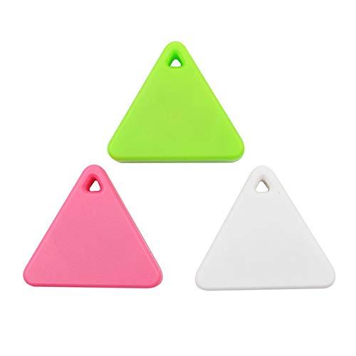 GorNorriss 1PC Electronics Gadgets Bluetooth Smart Mini Tag Tracker Pet Child Wallet Key Finder GPS Locator Alarm- Random