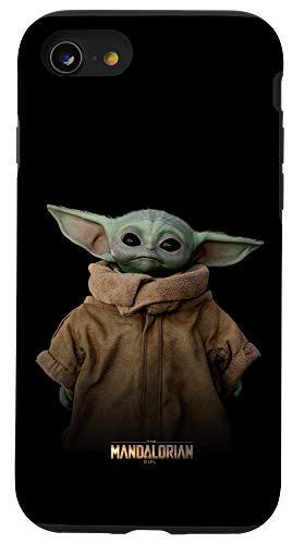 iPhone SE (2020) / 7 / 8 Star Wars: The Mandalorian The Child Simple Portrait Case