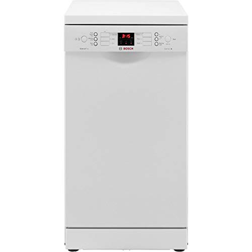 Bosch Serie 4 SPS46IW00G Silence Plus 45cm Freestanding Dishwasher with 9...