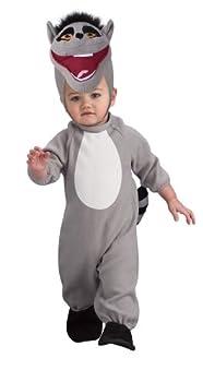 King Julien Costume - Newborn