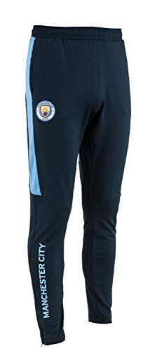Manchester City Pantalon Training fit Collection Officielle - Taille Homme S