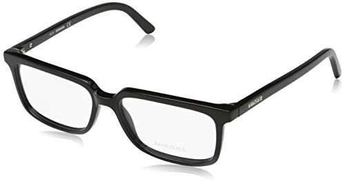 Diesel Brille Dl5067 001 54 Montature, Nero (Schwarz), 54.0 Uomo