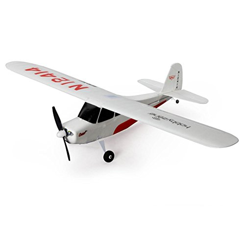 HobbyZone Champ S+ RTF RC Airplane with Safe Technology and AS3X