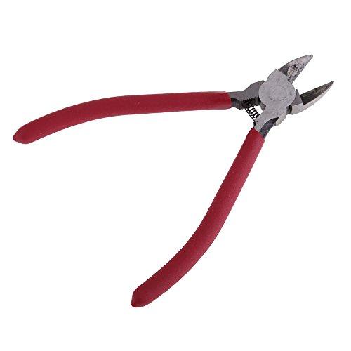 Promozione 160mm DIAGONAL flush cutter Round jaw micro perline pinze Wire Nipper