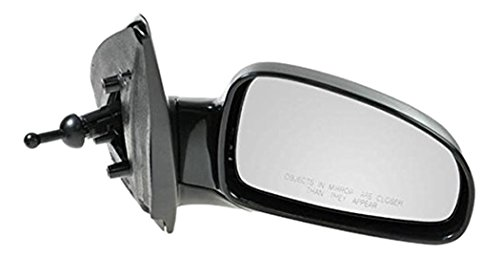 OE Replacement Chevrolet Aveo Passenger Side Mirror Outside Rear View (Partslink Number GM1321326)