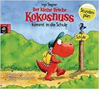 Rannenberg & Friends Alle Abenteuer des kleinen Drachen Kokosnuss (Der kleine Drache Kokosnuss kommt in die Schule)