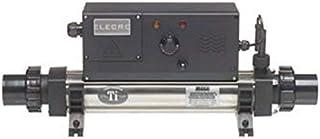 Productos QP Calentador Titanio Analogico 3 Kw Monofasico- Negro- 51.2x27x21 cm- 831003T