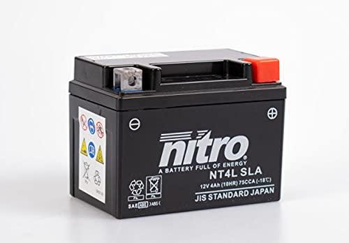 Nitro NT4L-SLA -N- Batería